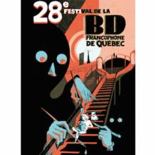 Festival de la Bd Francophone de Québec 2015