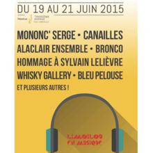 Limoilou en musique 2015