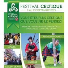Festival Celtique de Québec 2015
