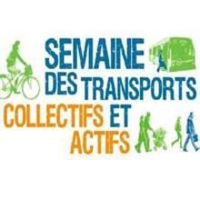 Semaine des transports collectifs et actifs