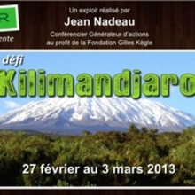 Défi Kilimandjaro Laurier Québec
