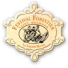Festival Forestier St Raymond - La Grosse Bûche