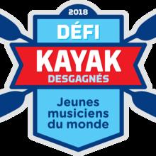 Défi kayak Desgagnés
