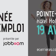Journée de l'emploi Pointe-Claire