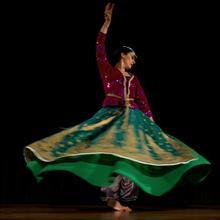 Atelier de maître en danse persane