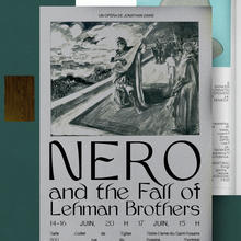 Nero and The Fall of Lehman Brothers
