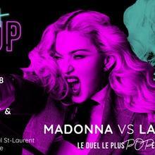 Diva Cup 1ère édition - Madonna X Lady Gaga