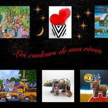 Une Exposition festive et colorée