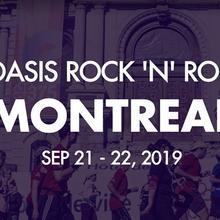 Rock 'n' Roll Oasis Marathon - Marathon international Oasis de Montréal
