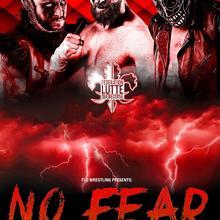 FLQ Wrestling présente 'NO FEAR', un gala de lutte filmé pour FITE TV!
