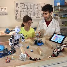 Activités de robotique et programmation pour toute la famille