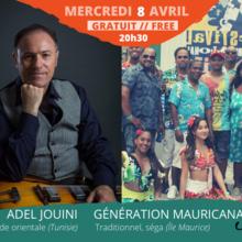 Syli d'Or 2020 - Adel Jouini x Génération Mauricana