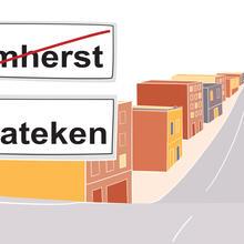 Circuit urbain - De Amherst à Atateken