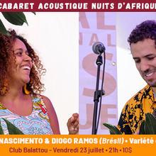 Flavia Nascimento et Diogo Ramos (Brésil)
