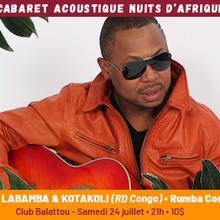 Blaise Labamba et Kotakoli (RD Congo)