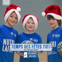 Écoles de Soccer de l'Impact de Montréal à Québec