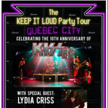 KISSED et LYDIA CRISS