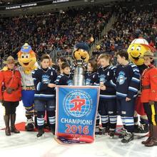 Tournoi International de Hockey Pee-Wee 2018