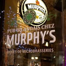 Jam Trad du Lundi soir au Pub Murphy's