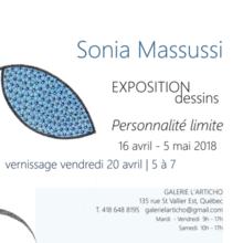 Exposition SONIA MASSUSSI