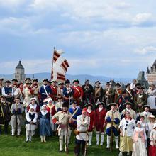 École du soldat en Nouvelle-France