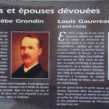"""Exposition estivale """"Médecins de campagne à Charlesbourg"""""""