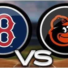 Baseball Senior CRSA: Red Sox vs Orioles