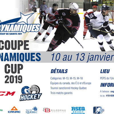 Adulte chicoutimi hockey Tournoi