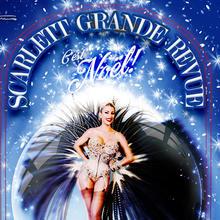 Scarlett James Grande Burlesque Revue