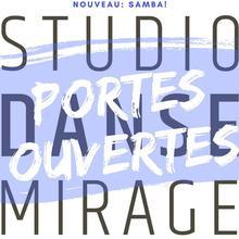 Portes ouvertes au Studio Danse Mirage