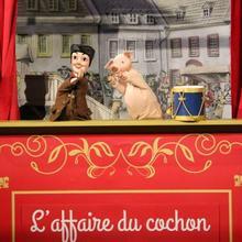 Théâtre de Guignol : L'affaire du cochon