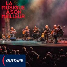 California Guitar Trio & Montréal Guitare Trio