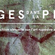 Lancement de l'exposition Des images dans la pierre