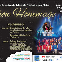 Show hommage