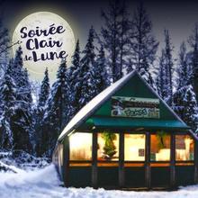 Soirée Clair de Lune hivernale
