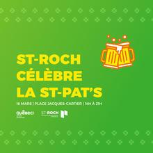 St-Roch célèbre la St-Pat's