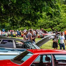 Gala des Belles Autos d'hier, À votre service!