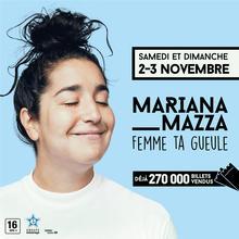 MARIANA MAZZA