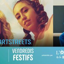 Vendredi festif - Heart Street / Sarahmée