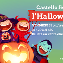 Party d'Halloween 2019