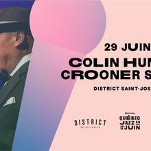 Colin Hunter - Crooner Show
