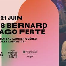 Série Jazz & Chandelles - Gilles Bernard & Thiago Ferté