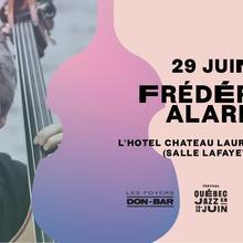 Série Jazz & Chandelles - Frédéric Alarie (Contrebasse solo)