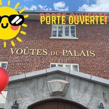 Journée porte ouverte à l'îlot des Palais