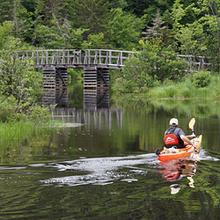 Location de canots et kayaks