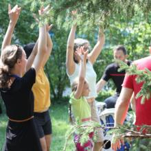 Danse parents-enfants - gratuit