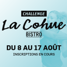 Challenge Bistro La Cohue