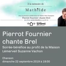 Pierrot Fournier chante Brel