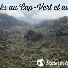 Conférence voyage sur les treks au Cap-Vert et au Maroc