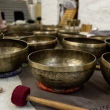 Concert méditatif de bols tibétains